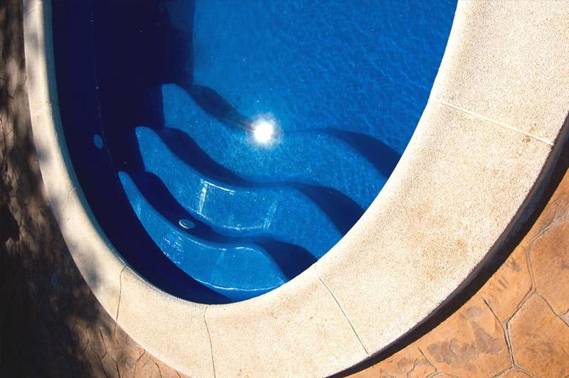 El arte de las piscinas