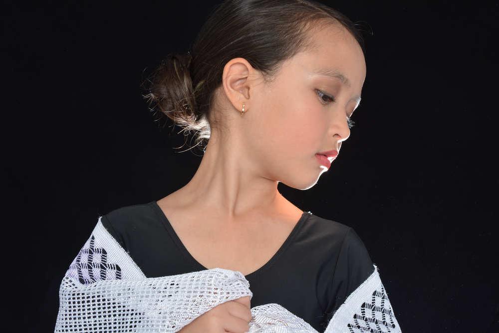 Una niña con duende