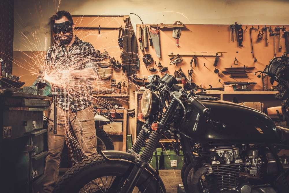 Diseñando tu propia moto