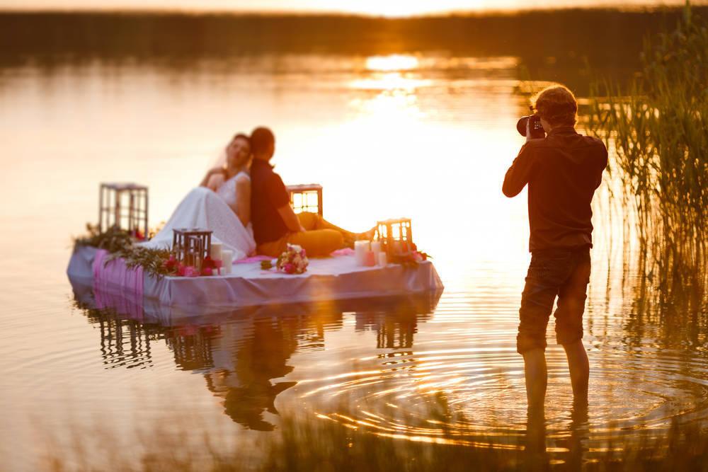 Msanz, un artista de la fotografía de bodas
