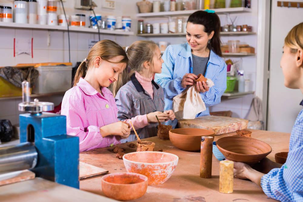 Los profesores, figuras clave en el futuro artesano