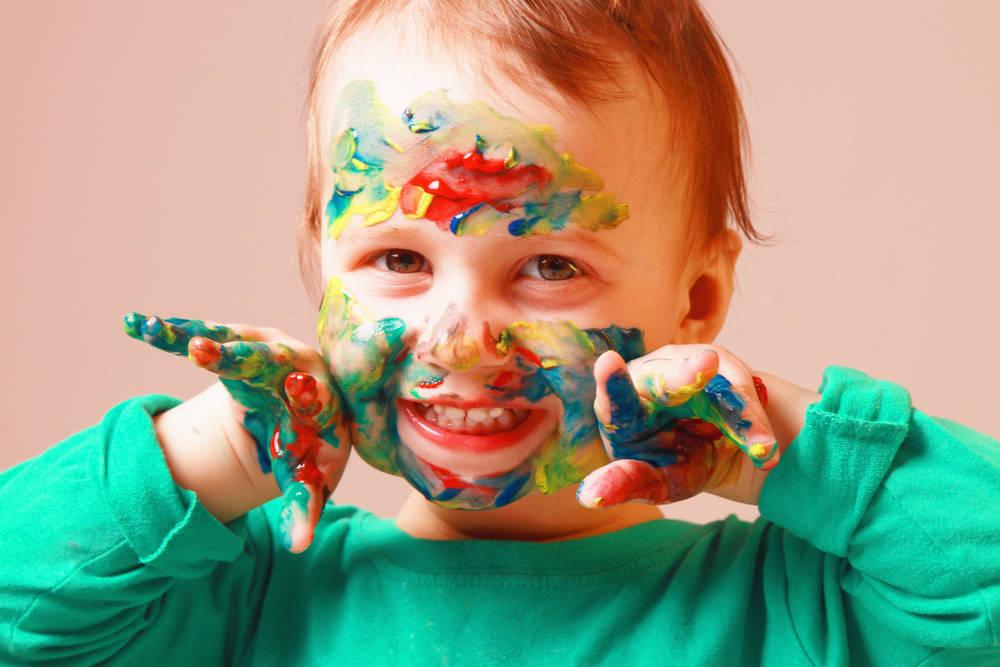 El arte en la educación de los niños