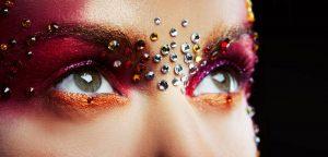 El maquillaje artístico a la palestra